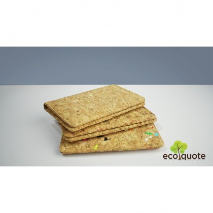 Cork Passport Cover Holder Deluxe Hadmade Eco-Friendly & Sustainable Material