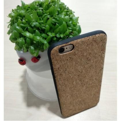 EcoQuote iPhone 7 / 8 Handmade Phone TPU + Soft Cork Case Eco-Friendly & Sustainable