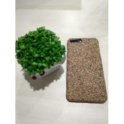 EcoQuote iPhone 7 Plus / 8 Plus Handmade Phone Case Cork Finishing for Vegan