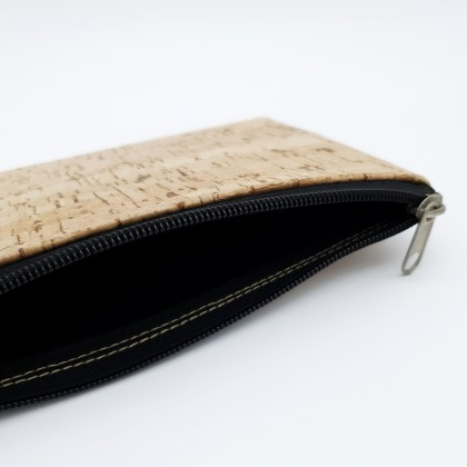 Cork Square Pouch Bag Handmade Eco-Friendly & Sustainable Material, Great For Vegan