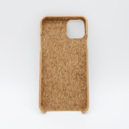 iPhone 11 Pro Max Full Cork Phone Case Handmade Eco-Friendly & Sustainable