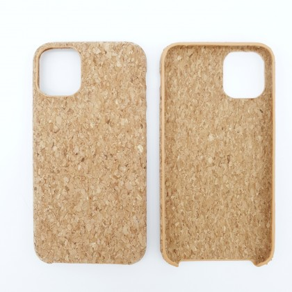 iPhone 11, 11Pro , 11 Pro Max Full Cork Phone Case Handmade Eco-Friendly & Sustainable