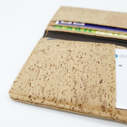 Cork Deluxe Namecards Holder Minimalist Handmade & Sustainable Material