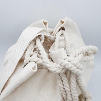 Cork Drawstring Tote Bag Sylish Handmade Eco-Friendly & Sustainable Materials