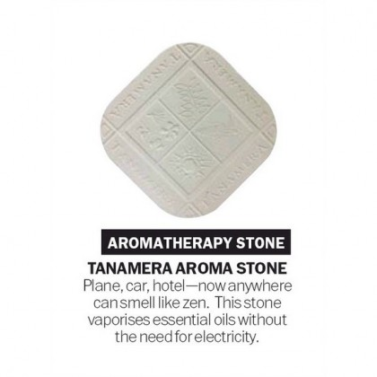 Tanamera Aroma Stone For Essential Oil, Great For Travel, Office & Home Use