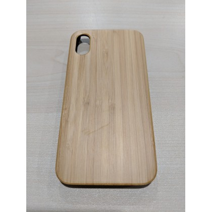 iPhone X, Xs, XR, XS Max Bamboo TPU Phone Case Eco-Friendly & Sustainable