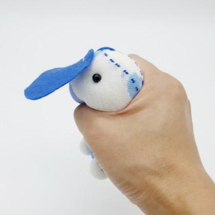 Cute Sock Dolls Oscar & Coco Handmade Soft Cotton Stuffed Sustainable & Eco-Friendly