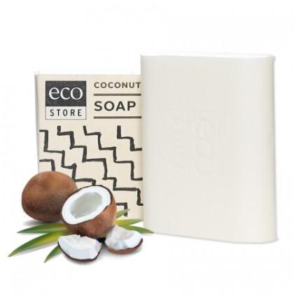 ecostore Soap Series Coconut, Lemongrass, Manuka & Honey, Goat's Milk Sensitive or Goat's Milk & Lavender Baby Soap