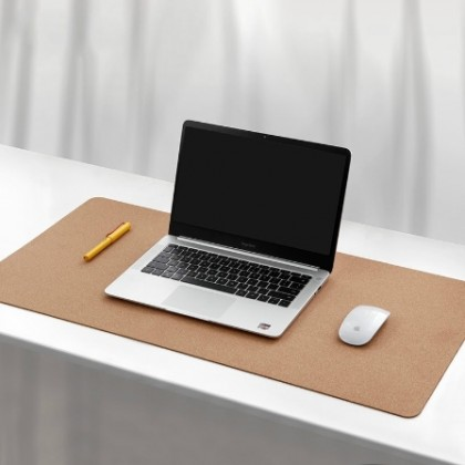 IKEA SUSIG Cork Desk Pad Table Mat Mouse Pad 65 x 45cm Waterproof Eco-Friendly & Sustainable