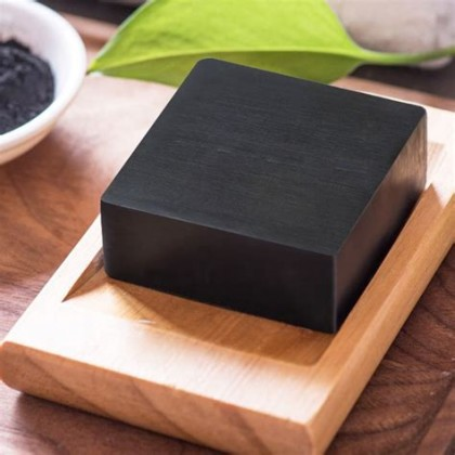 Bamboo Charcoal Blackhead Remover Acne Facial Soap Treatment Whitening Oil-control